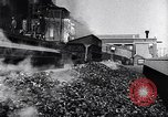 Image of Ford railcars with coal Dearborn Michigan USA, 1918, second 17 stock footage video 65675030976