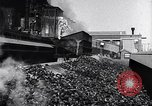 Image of Ford railcars with coal Dearborn Michigan USA, 1918, second 18 stock footage video 65675030976