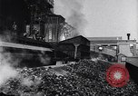 Image of Ford railcars with coal Dearborn Michigan USA, 1918, second 24 stock footage video 65675030976