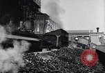 Image of Ford railcars with coal Dearborn Michigan USA, 1918, second 25 stock footage video 65675030976