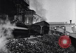 Image of Ford railcars with coal Dearborn Michigan USA, 1918, second 26 stock footage video 65675030976