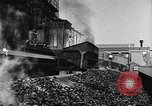 Image of Ford railcars with coal Dearborn Michigan USA, 1918, second 27 stock footage video 65675030976