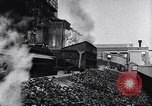 Image of Ford railcars with coal Dearborn Michigan USA, 1918, second 28 stock footage video 65675030976