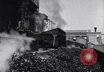 Image of Ford railcars with coal Dearborn Michigan USA, 1918, second 29 stock footage video 65675030976