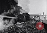 Image of Ford railcars with coal Dearborn Michigan USA, 1918, second 31 stock footage video 65675030976