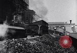 Image of Ford railcars with coal Dearborn Michigan USA, 1918, second 32 stock footage video 65675030976
