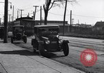 Image of Henry Leland sells Lincoln Motor Company to Ford Motor Company Detroit Michigan USA, 1922, second 8 stock footage video 65675030977