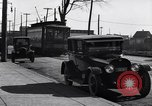 Image of Henry Leland sells Lincoln Motor Company to Ford Motor Company Detroit Michigan USA, 1922, second 10 stock footage video 65675030977