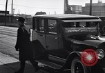 Image of Henry Leland sells Lincoln Motor Company to Ford Motor Company Detroit Michigan USA, 1922, second 24 stock footage video 65675030977