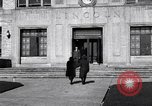 Image of Henry Leland sells Lincoln Motor Company to Ford Motor Company Detroit Michigan USA, 1922, second 37 stock footage video 65675030977