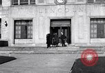 Image of Henry Leland sells Lincoln Motor Company to Ford Motor Company Detroit Michigan USA, 1922, second 44 stock footage video 65675030977