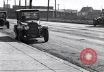 Image of Henry Leland sells Lincoln Motor Company to Ford Motor Company Detroit Michigan USA, 1922, second 57 stock footage video 65675030977