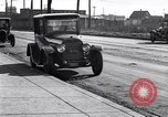Image of Henry Leland sells Lincoln Motor Company to Ford Motor Company Detroit Michigan USA, 1922, second 58 stock footage video 65675030977