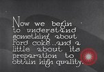 Image of Coke processing by Ford Dearborn Michigan USA, 1928, second 2 stock footage video 65675030983
