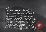 Image of Coke processing by Ford Dearborn Michigan USA, 1928, second 3 stock footage video 65675030983