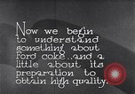 Image of Coke processing by Ford Dearborn Michigan USA, 1928, second 5 stock footage video 65675030983