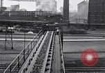 Image of coke screening and transport by Ford Dearborn Michigan USA, 1928, second 49 stock footage video 65675030984