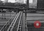 Image of coke screening and transport by Ford Dearborn Michigan USA, 1928, second 50 stock footage video 65675030984