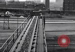 Image of coke screening and transport by Ford Dearborn Michigan USA, 1928, second 51 stock footage video 65675030984