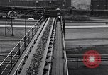 Image of coke screening and transport by Ford Dearborn Michigan USA, 1928, second 53 stock footage video 65675030984