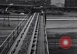Image of coke screening and transport by Ford Dearborn Michigan USA, 1928, second 54 stock footage video 65675030984