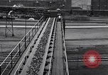 Image of coke screening and transport by Ford Dearborn Michigan USA, 1928, second 55 stock footage video 65675030984