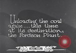 Image of Fordson plant Dearborn Michigan USA, 1928, second 2 stock footage video 65675030985