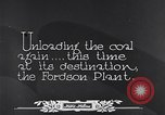 Image of Fordson plant Dearborn Michigan USA, 1928, second 9 stock footage video 65675030985