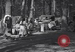 Image of family camping United States USA, 1919, second 5 stock footage video 65675030988