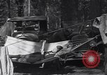 Image of family camping United States USA, 1919, second 22 stock footage video 65675030988