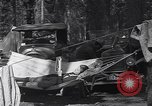 Image of family camping United States USA, 1919, second 24 stock footage video 65675030988