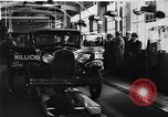 Image of Twenty Millionth Ford Dearborn Michigan USA, 1931, second 40 stock footage video 65675030989