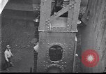 Image of Unloading ore at Ford plant Dearborn Michigan USA, 1929, second 15 stock footage video 65675030994