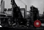 Image of Unloading ore at Ford plant Dearborn Michigan USA, 1929, second 27 stock footage video 65675030994