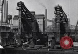 Image of Unloading ore at Ford plant Dearborn Michigan USA, 1929, second 30 stock footage video 65675030994