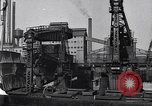 Image of Unloading ore at Ford plant Dearborn Michigan USA, 1929, second 36 stock footage video 65675030994