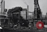 Image of Unloading ore at Ford plant Dearborn Michigan USA, 1929, second 37 stock footage video 65675030994