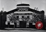 Image of Ford showrooms worldwide United States USA, 1931, second 16 stock footage video 65675030997