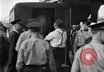 Image of UAW organizers Dearborn Michigan USA, 1938, second 15 stock footage video 65675031000
