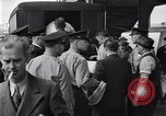 Image of UAW organizers Dearborn Michigan USA, 1938, second 22 stock footage video 65675031000