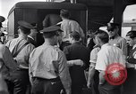 Image of UAW organizers Dearborn Michigan USA, 1938, second 24 stock footage video 65675031000