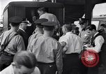 Image of UAW organizers Dearborn Michigan USA, 1938, second 25 stock footage video 65675031000