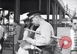 Image of UAW organizers Dearborn Michigan USA, 1938, second 27 stock footage video 65675031000