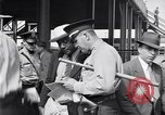 Image of UAW organizers Dearborn Michigan USA, 1938, second 28 stock footage video 65675031000