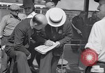 Image of UAW organizers Dearborn Michigan USA, 1938, second 37 stock footage video 65675031000