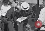 Image of UAW organizers Dearborn Michigan USA, 1938, second 38 stock footage video 65675031000