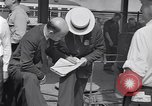 Image of UAW organizers Dearborn Michigan USA, 1938, second 39 stock footage video 65675031000