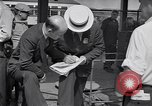 Image of UAW organizers Dearborn Michigan USA, 1938, second 40 stock footage video 65675031000