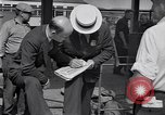 Image of UAW organizers Dearborn Michigan USA, 1938, second 41 stock footage video 65675031000