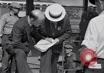 Image of UAW organizers Dearborn Michigan USA, 1938, second 42 stock footage video 65675031000